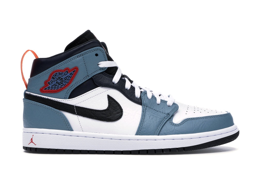 "Air Jordan 1 Retro Mid ""FACETASM"" CU2802 100"