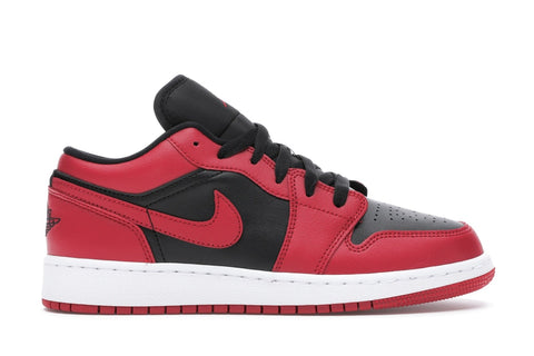 "Air Jordan 1 LOW GS ""REVERSE BRED"" 553560 606"