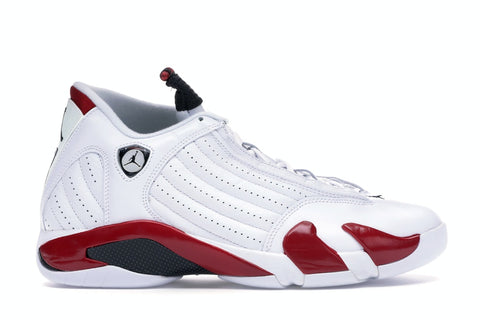"AIR JORDAN 14 RETRO ""CANDY CANE 2012"" 487471 101"