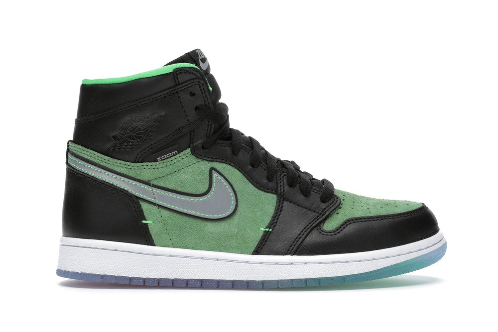 "Air Jordan 1 RETRO HIGH ZOOM ""GREEN"" CK6637 002"