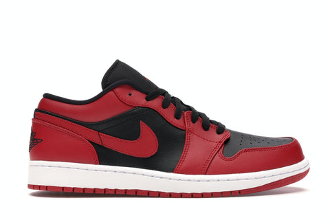 "Air Jordan 1 LOW ""REVERSE BRED"" 553558 606"