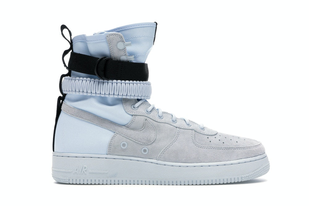 "NIKE SF AIR FORCE 1 HIGH ""BLUE TINT"" 864024 402"