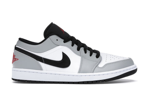 "Air Jordan 1 LOW ""LIGHT SMOKE GREY"" 5553558 030"