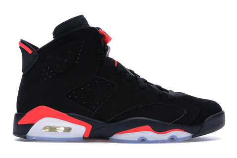 "Air Jordan 6 Retro ""Black Infrared 2019""  384664 060"