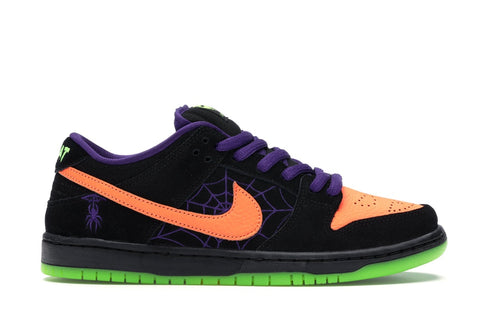 "Nike SB Dunk Low ""Night Of Mischief Halloween""  BQ6817 006"