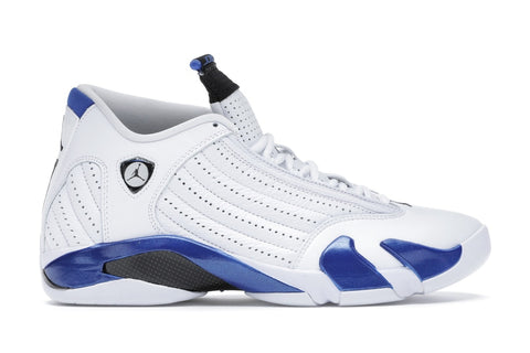 "Air Jordan 14 Retro ""HYPER ROYAL"" 487471 104"