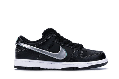 "Nike SB Dunk Low Diamond ""BLACK"" BV1310 001"