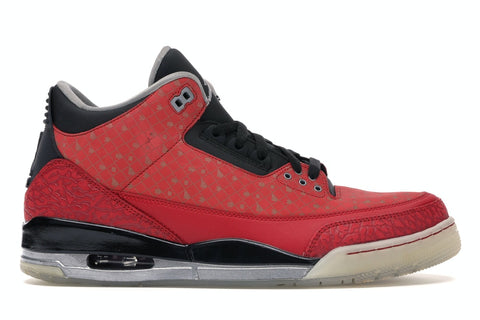"AIR JORDAN 3 RETRO ""DOERNBECHER"" 437536 600B"