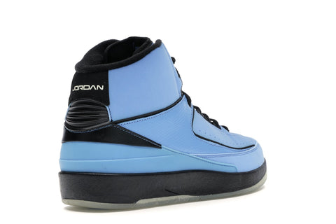 "AIR JORDAN 2 RETRO ""BLUE SUEDE"" 395709 401"