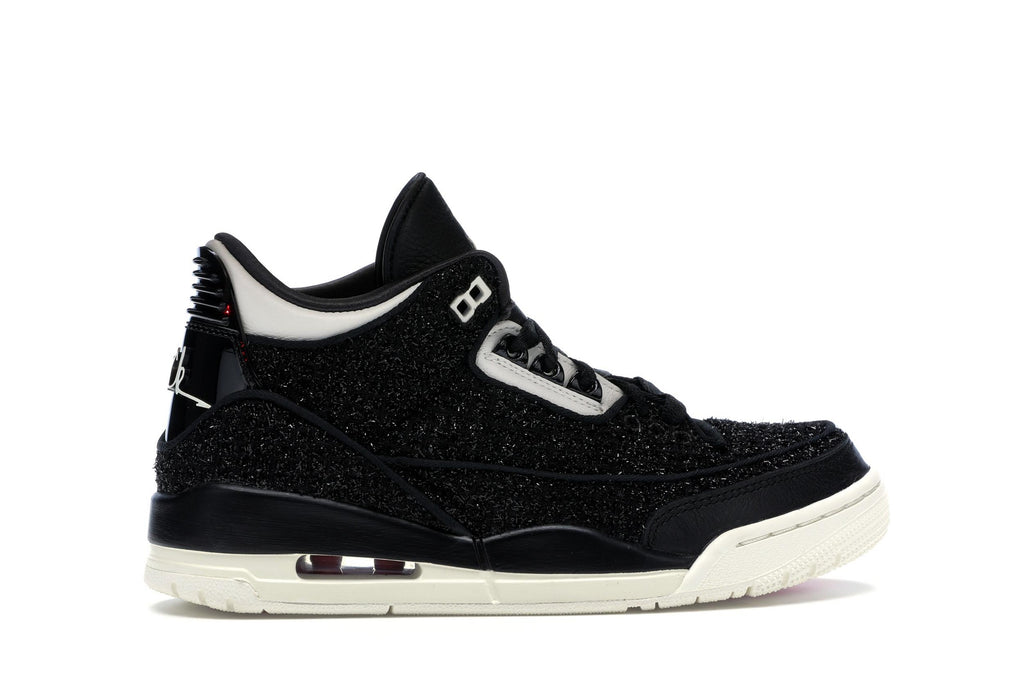 "Jordan 3 Retro ""AWOK Vogue Black (W)"" BQ3195 001 ."