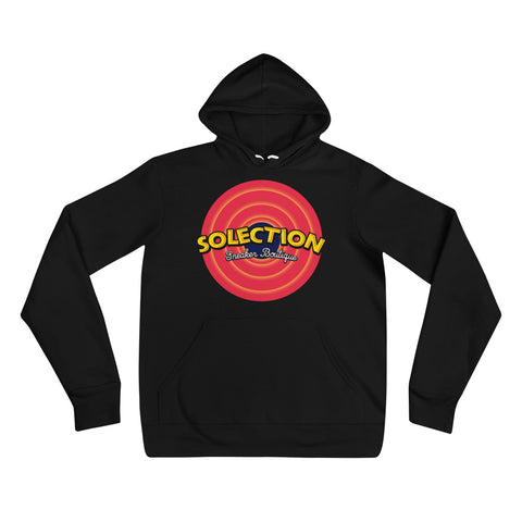 "SOLECTION ""Looney"" Unisex Hoodie V1"