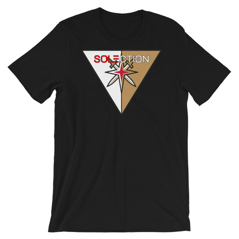 SOLECTION Golden Knights Unisex T-Shirt