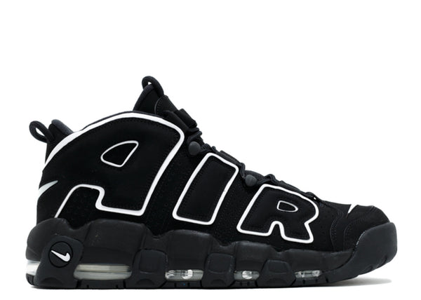 huge selection of b8143 9578f Nike Air More Uptempo Black White (2016) 414962 002