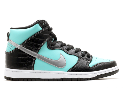 "Nike Dunk High PRM SB x Diamond Supply Co. ""Tiffany""  635599 400"