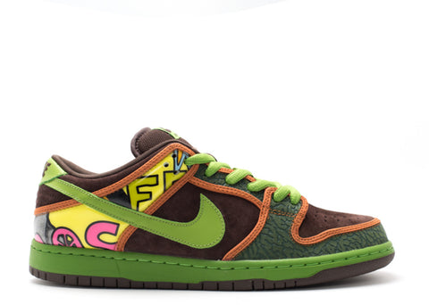 "Nike SB Dunk Low ""De La Soul"" PRE OWNED"