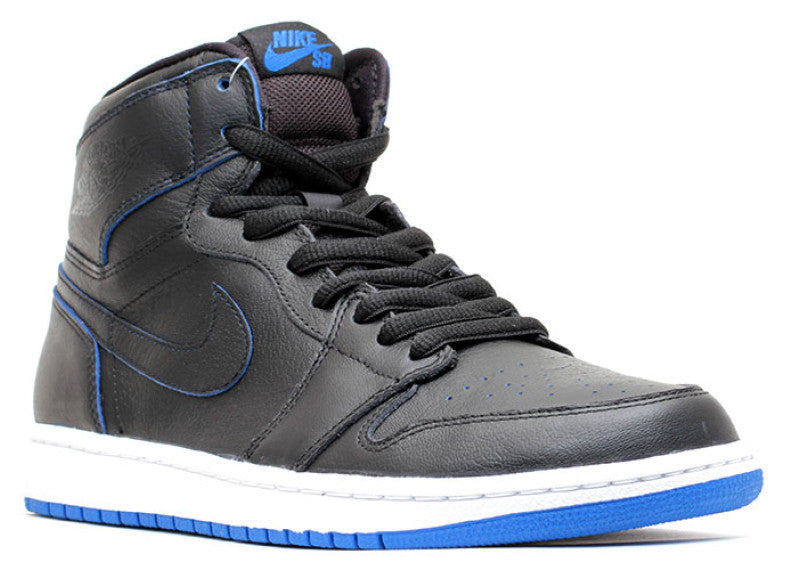 "Air Jordan Retro 1 SB ""Lance Mountain"" Black"