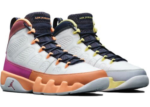 "Air Jordan 9 Retro WMNS ""CHANGE THE WORLD"" CV0420 100"