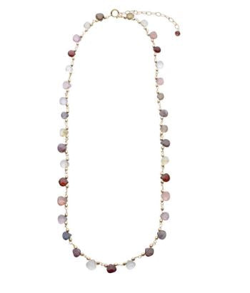 Gemstone Spinel Necklace
