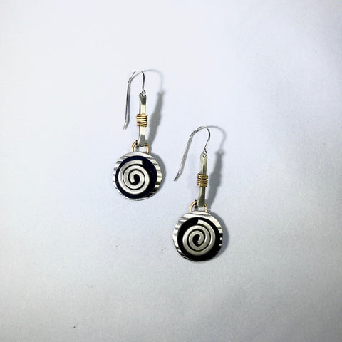 Whitney Tapestry Drop Earring