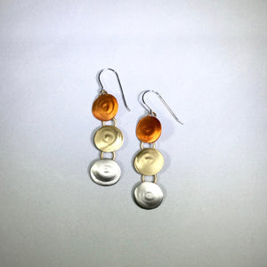 Whitney Shimmers Drop Earring