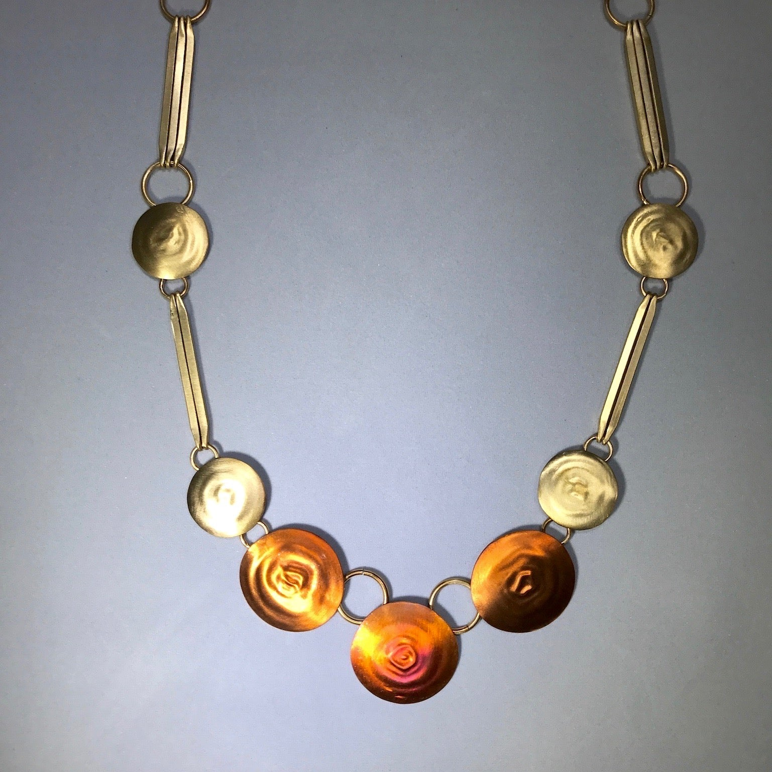 Whitney Shimmers Necklace