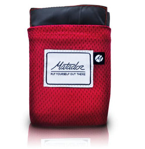 Matador Pocket Blanket V2 - Red