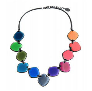 Thierry Joo Enamel Necklace