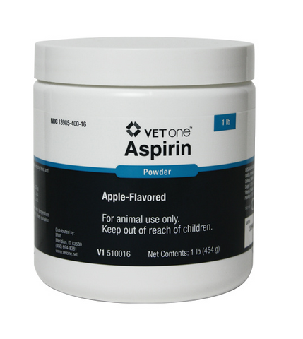 Aspirin Powder