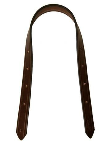 "Walsh Leather Replacement Crown for 1"" Nylon Breakaway Halter"