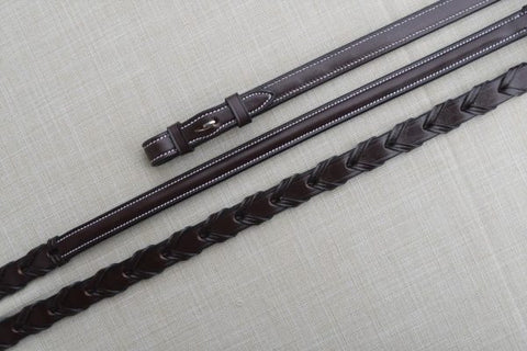 KL Plain Lace Reins