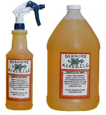 Seashore Acres Essential Fly Spray