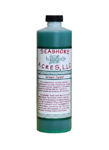 Seashore Acres Green Sweat
