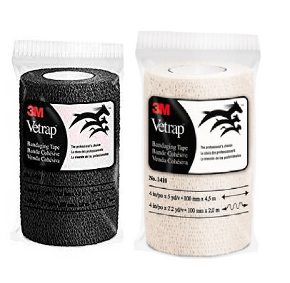 Vetrap Bandaging Tape Roll