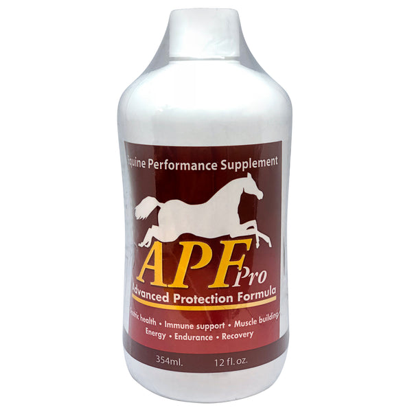 Livestock Supplies Auburn Laboratories Apf Pro Equine 120 Ml Bottle