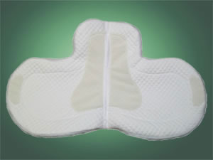 Wilkers Olympic Gripper Show Saddle Pad