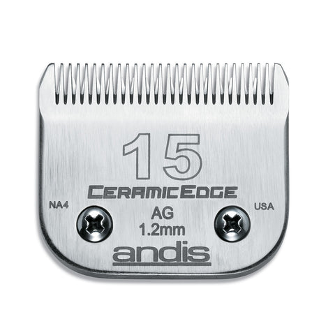 Andis CeramicEdge Detachable Blade Size 15