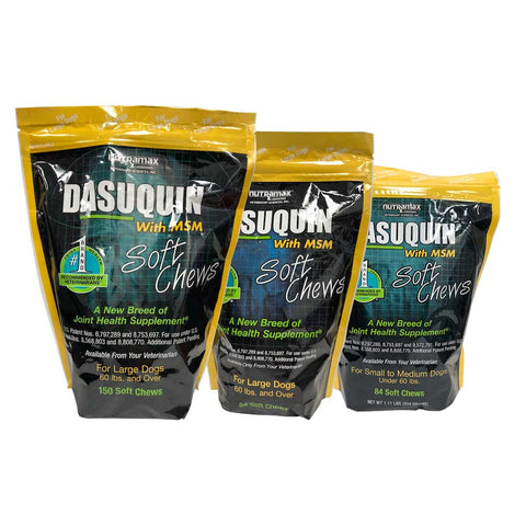 Dasuquin with MSM Soft Chews