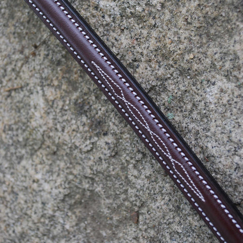 Red Barn Fancy Standing Martingale Round Raised