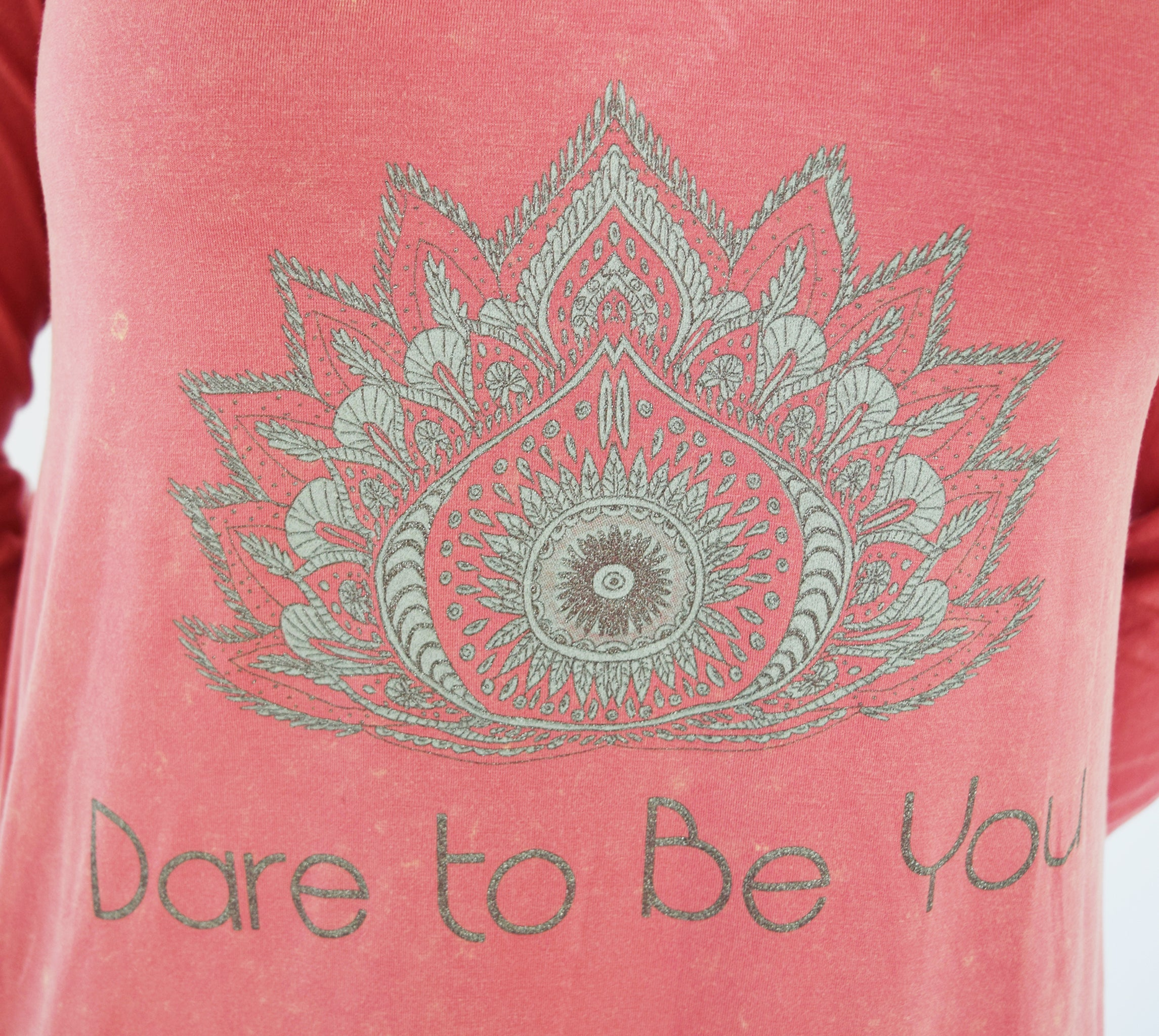 """Dare to be You"" Adorable Hoodie"