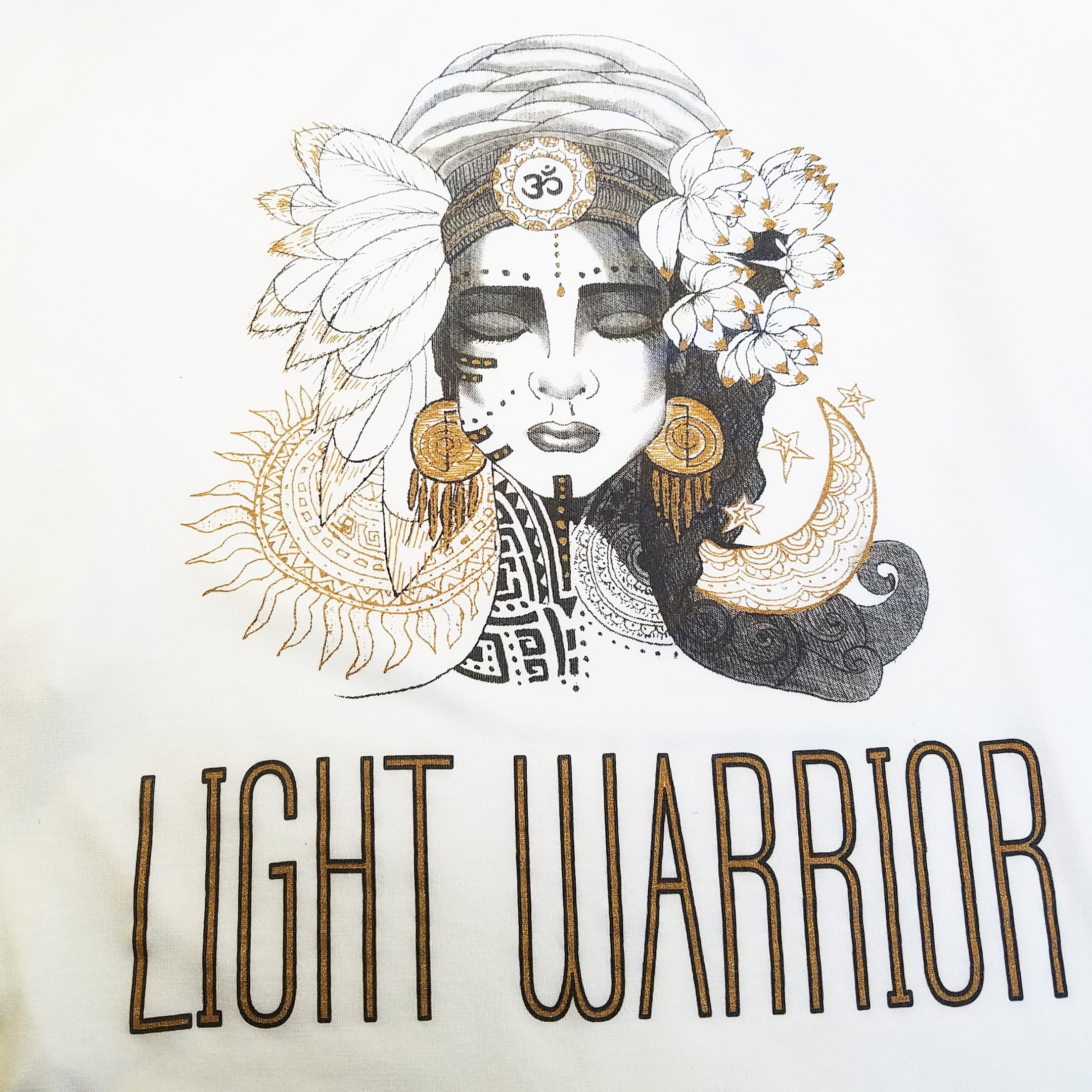 """Light Warrior"" Luxurious Lightness Top"
