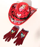 Look Inside My Heart Gloves