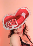 Heart Shaped Hat