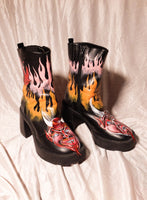 Hungry Tongues Boots