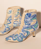 Swirling Dragon Boots