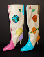 In Orbit Space Boots