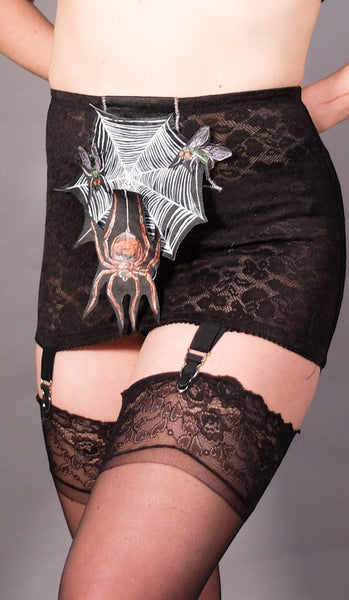 Insect Life Girdle Garter Skirt