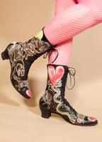 Love Sneaks-Up Story Boots