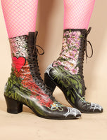 Overgrown Love Story Boots