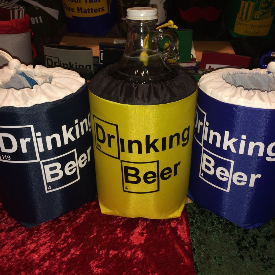 Growler Coozies by Barta System