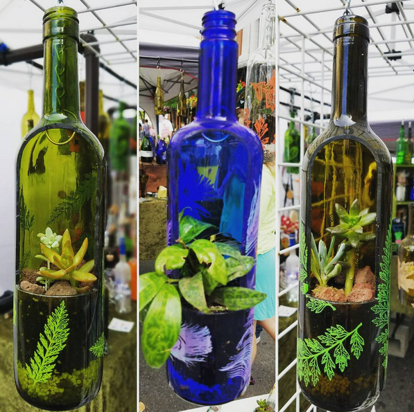 Bottle Bottom Designs
